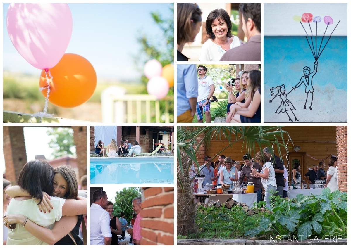 Photographe Anniversaire Mariage Toulouse