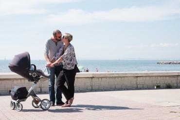 Photographe Portrait Bébé : 9 mois déjà | Instant Famille