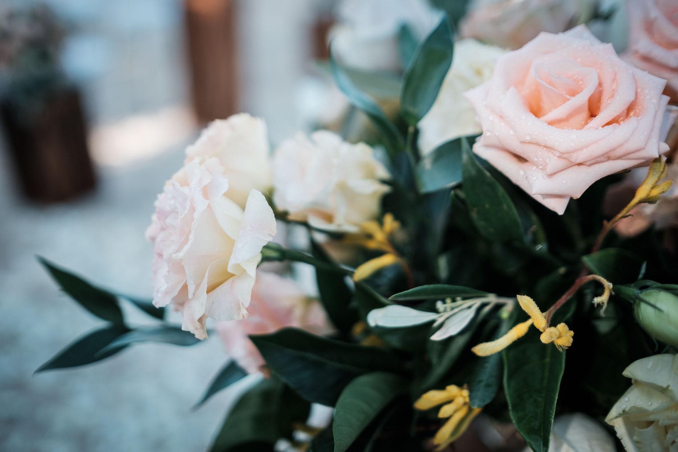 Photographe Mariage Thailande détails bouquet