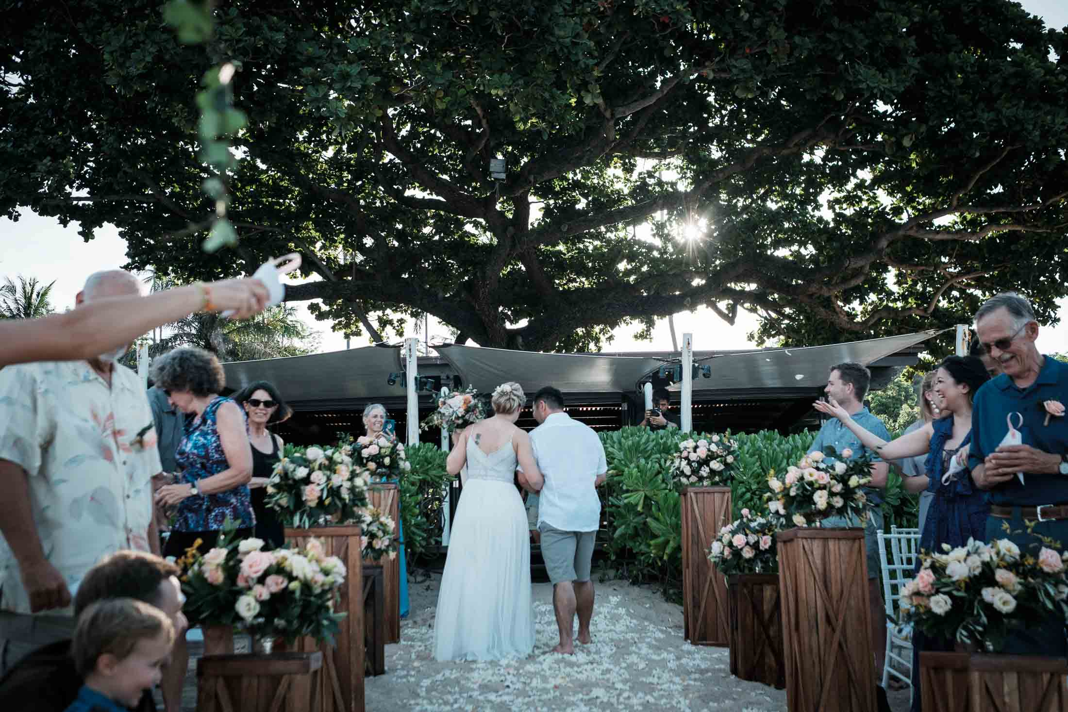 Photographe Mariage Thailande vive les mariés