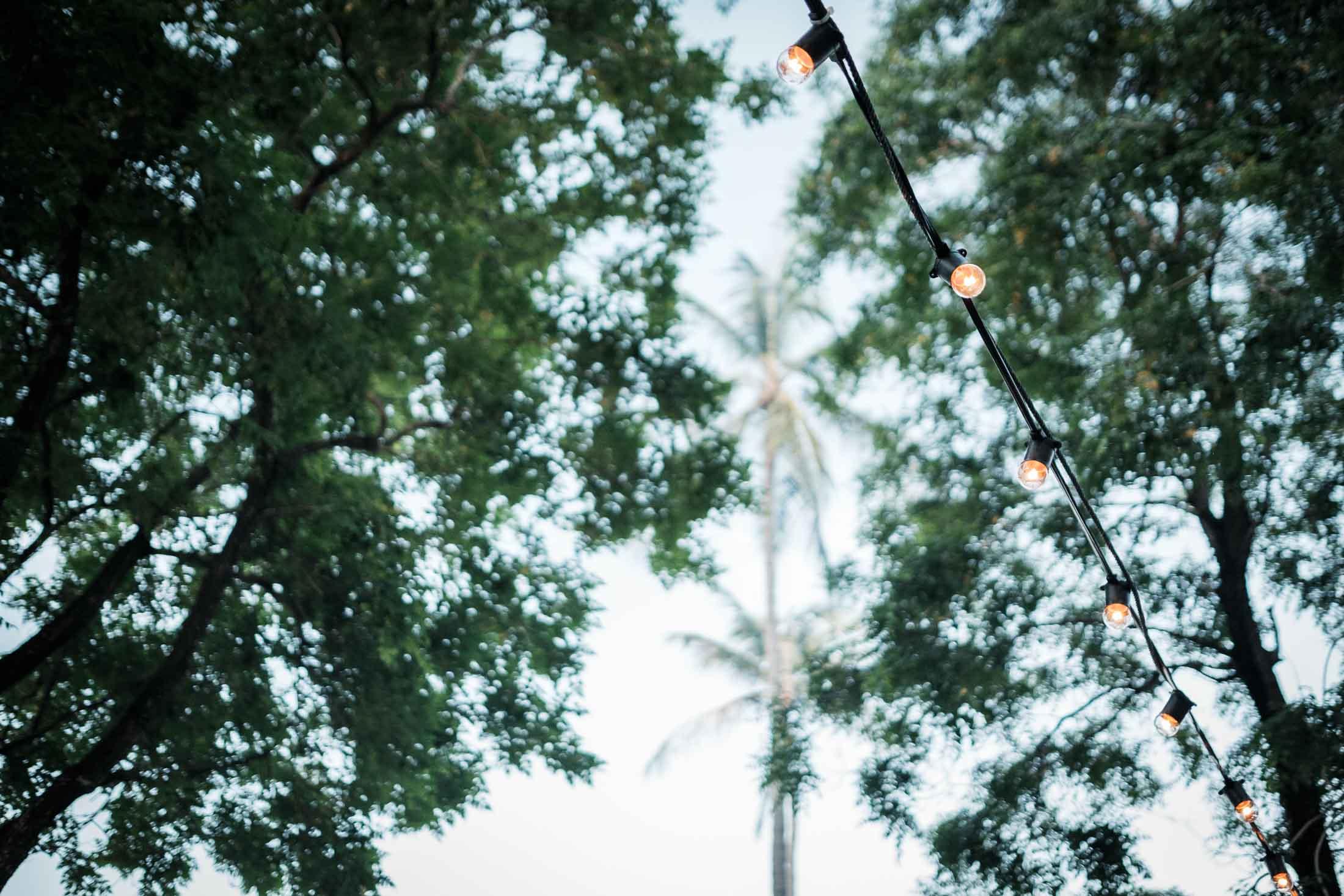 Photographe Mariage Thailande tropical guirlandes