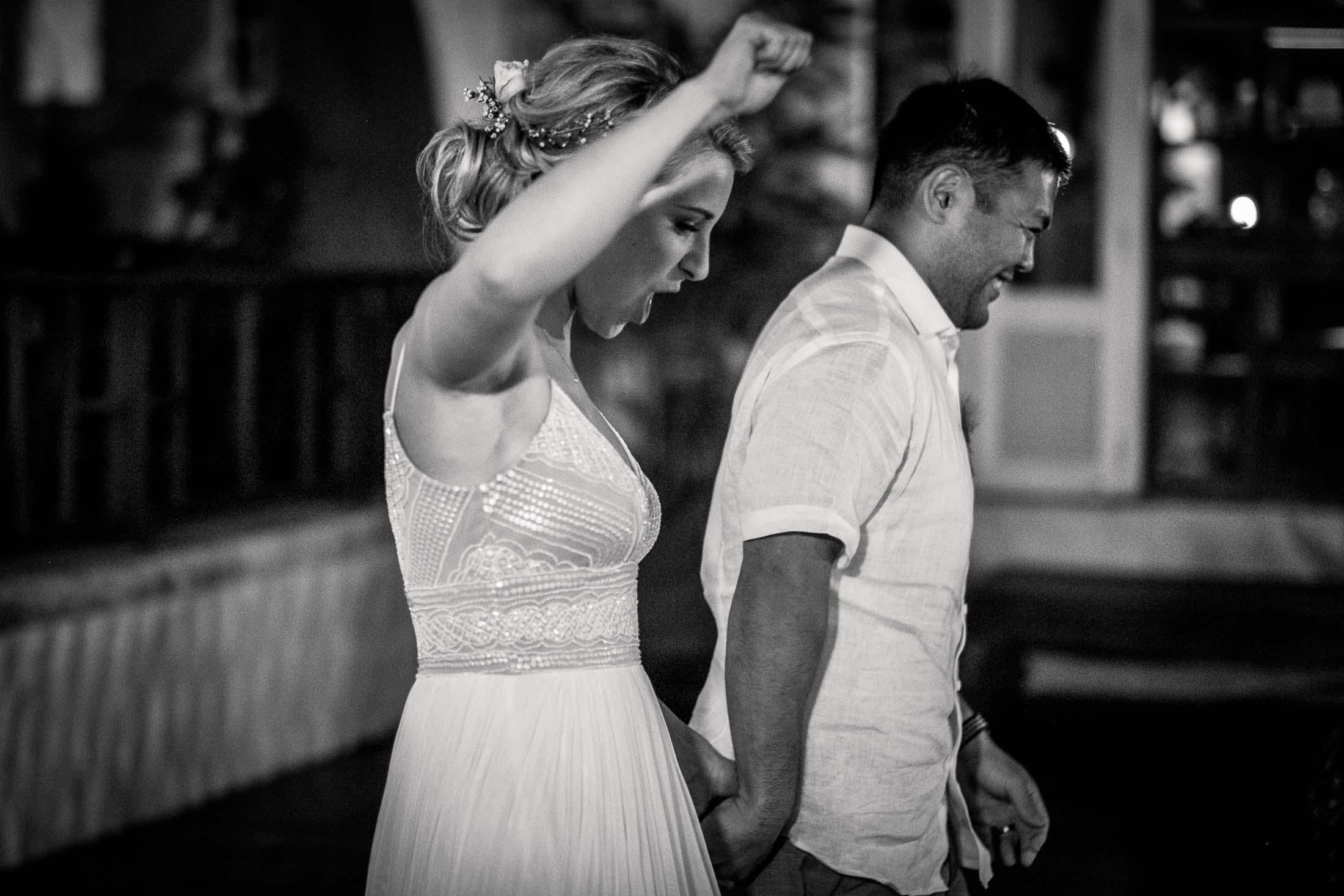 Photographe Mariage Thailande entrée des mariés