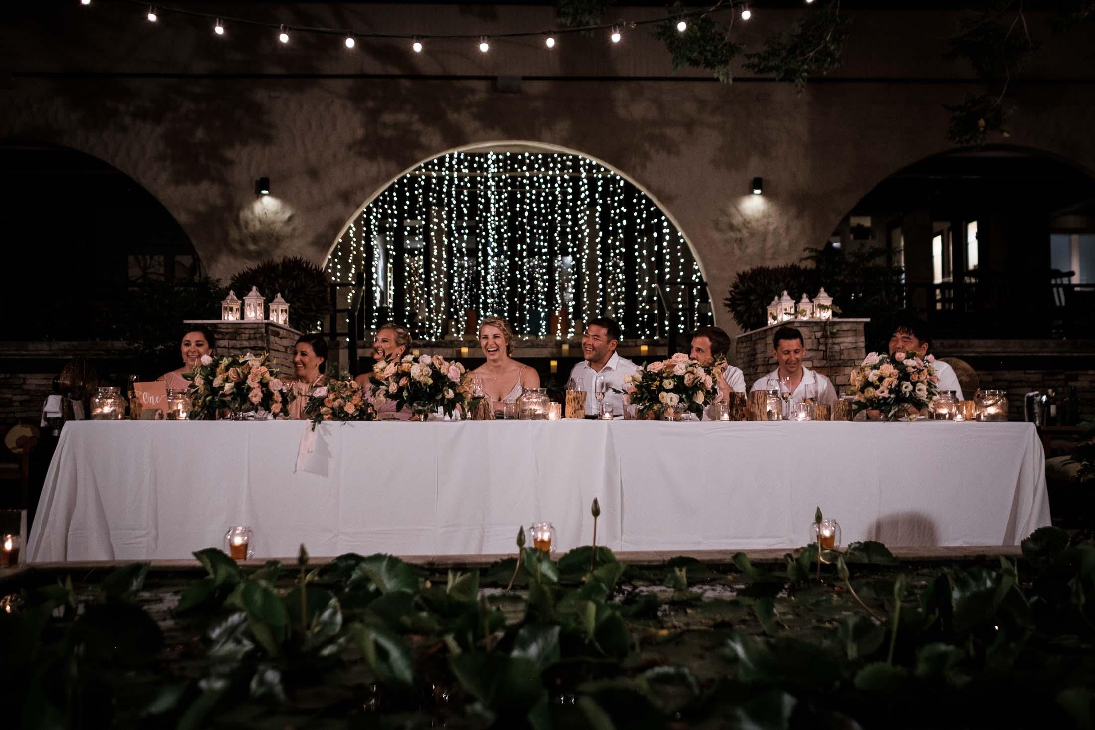 Photographe Mariage Thailande soirée réception