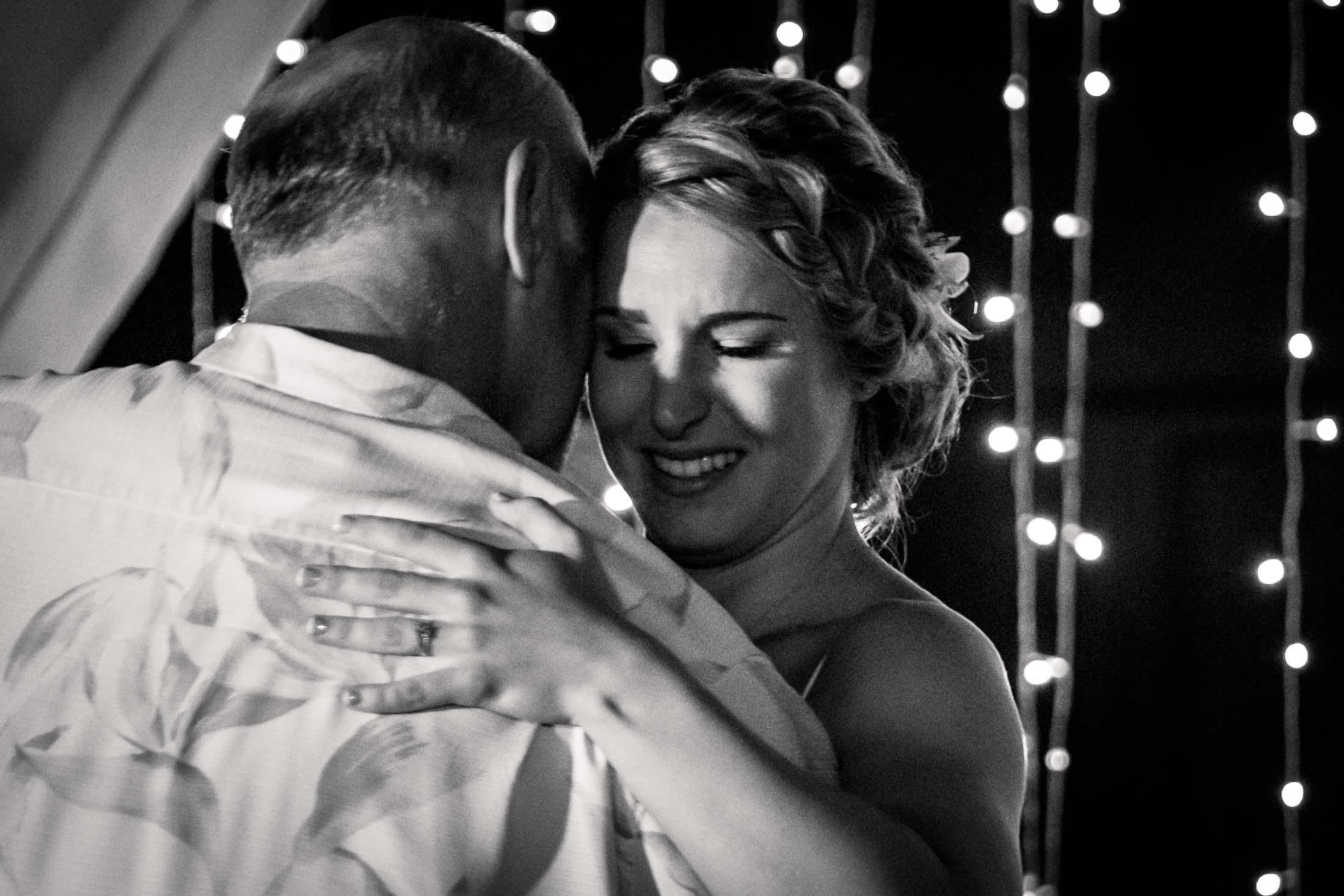 Photographe Mariage Thailande première danse valse père et fille