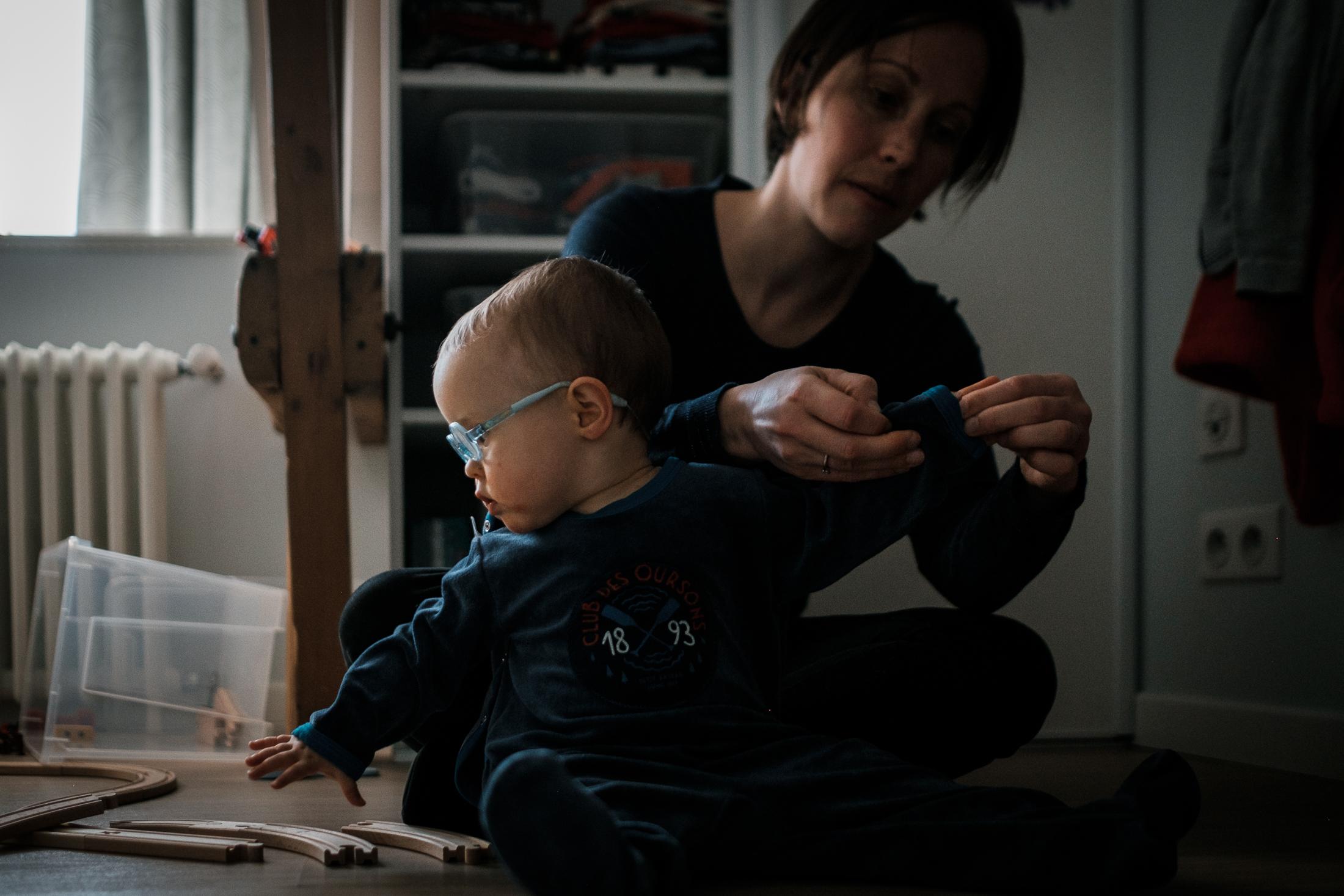 prestations photographe famille mère et fils