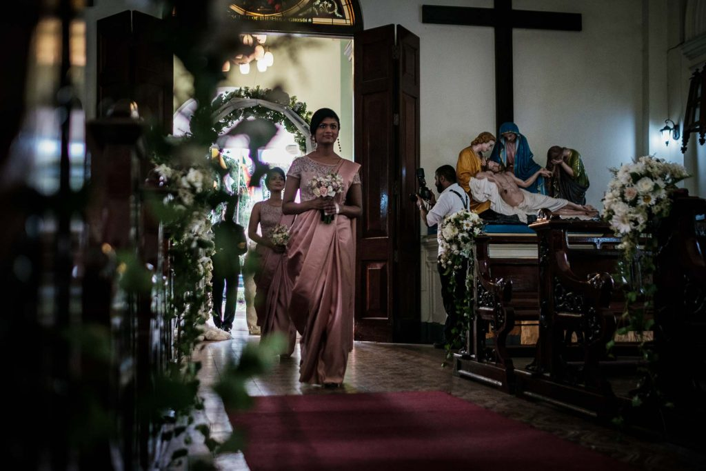 photographe mariage srilanka colombo wedding photographer church