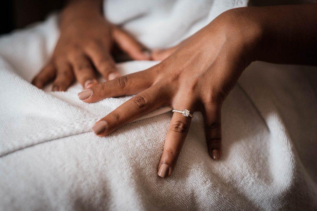 photographe mariage srilanka bague de fiançailles