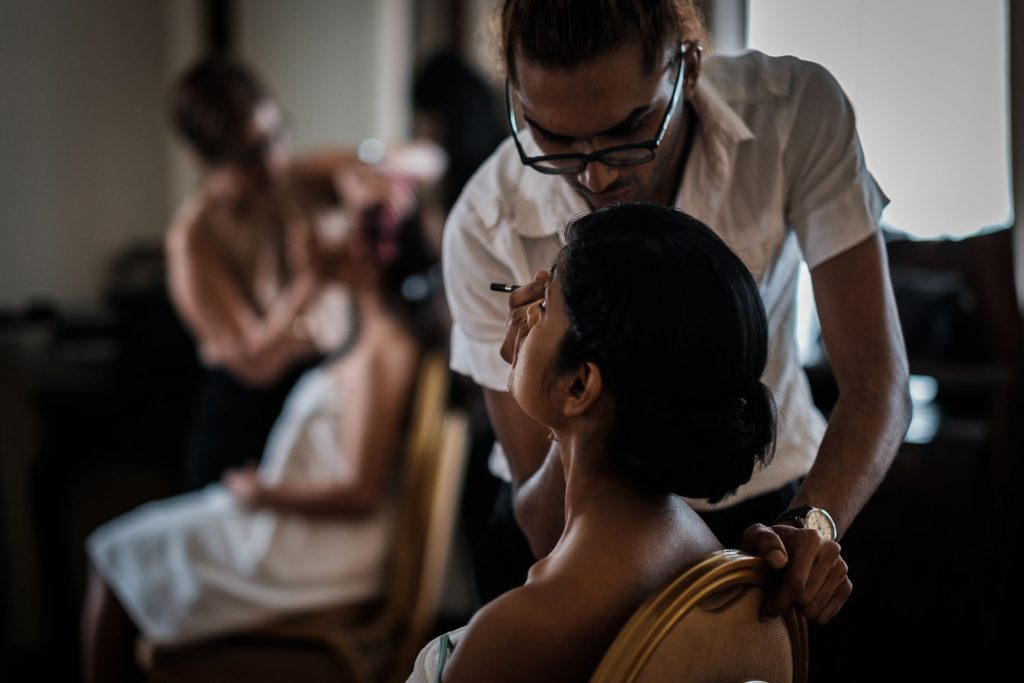 photographe mariage srilanka préparatifs