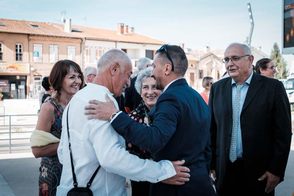 mariage civil bruguières