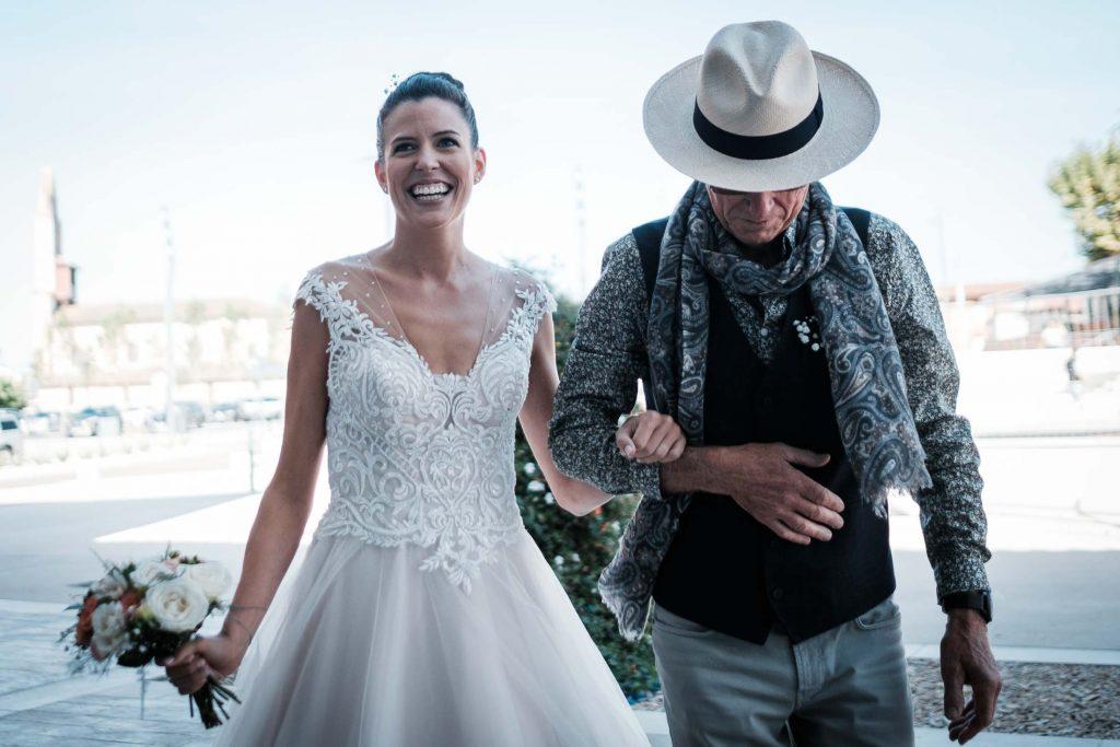 photographe mariage civile bruguières