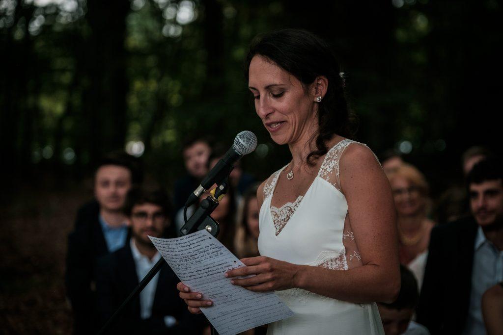 photographe mariage étangs de taysse voeux de la mariée