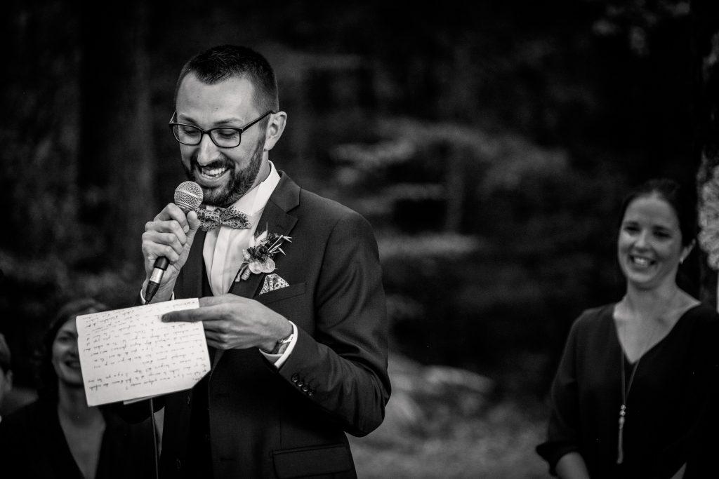 photographe mariage étangs de taysse voeux du marié