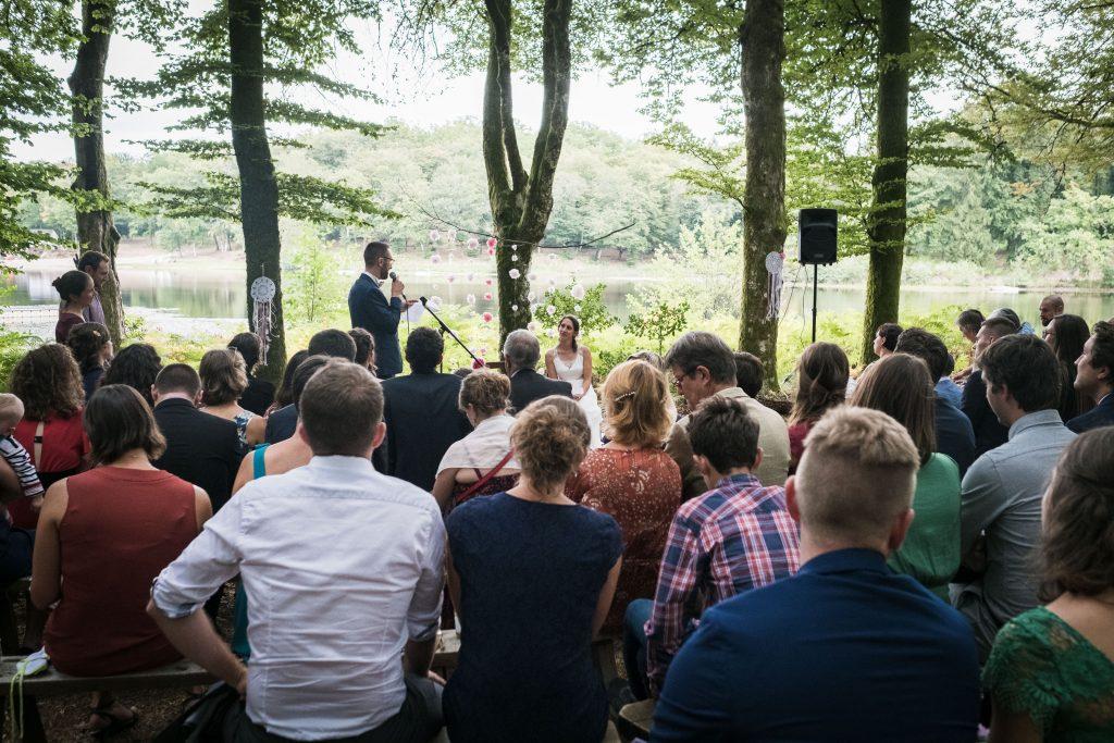 photographe mariage étangs de taysse cérémonie laïque