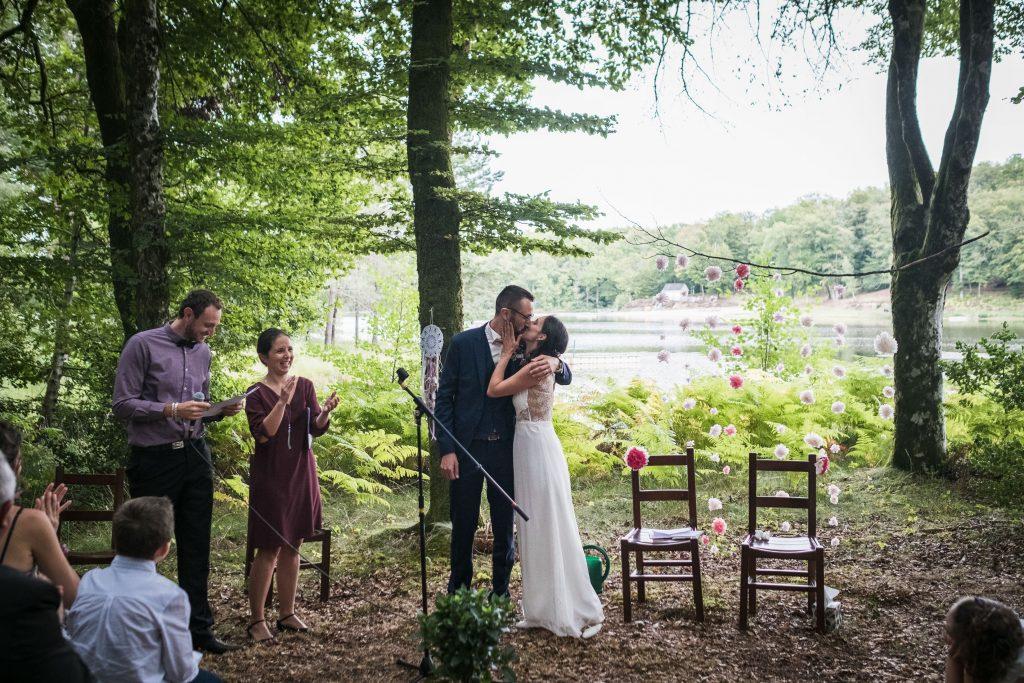 photographe mariage étangs de taysse vive les mariés