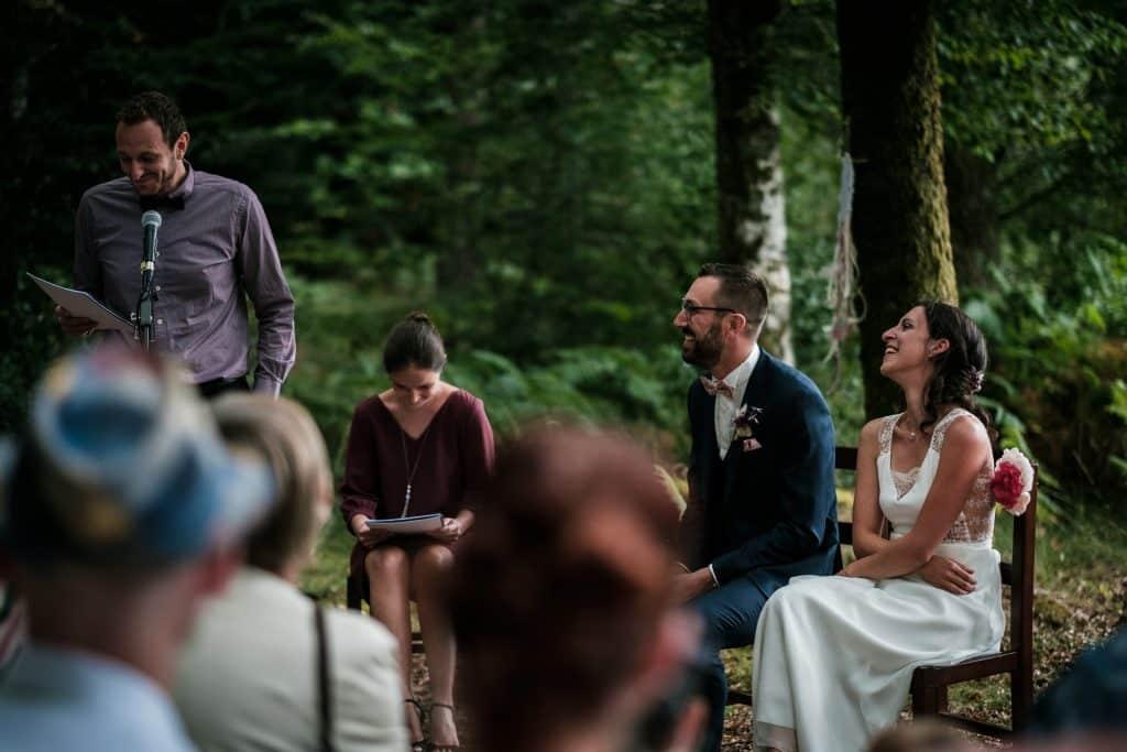 photographe mariage étangs de taysse cérémonie laïque maitre de cérémonie